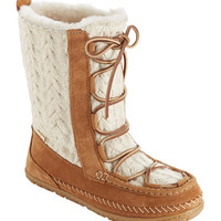 Women's Wicked Good Lodge Boots, Knit | Free Shipping at L.L.Bean.