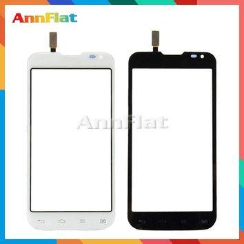 "High Quality 4.7"" For LG L90 D410 Dual Sim Card Touch Screen Digitizer Front Glass Lens Sensor Panel Free Shipping"