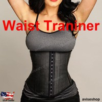 Sport Waist Trainer Slimming Shapewear Training Cincher Body Shaper Workout Tummy Belt