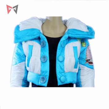 Athemis Dramatical Murder Seragaki Aoba Coat Anime Cosplay Costume Custom made Any Size High Quality