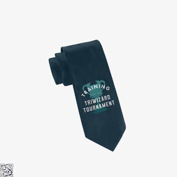 Training Triwizard Tournament, Harry Potter Tie