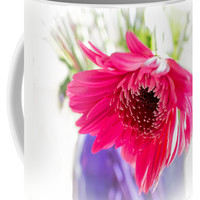 Morning Gerbera Coffee Mug for Sale by Susan Eileen Evans