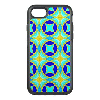 Ornamental Floral Design OtterBox Symmetry iPhone 7 Case