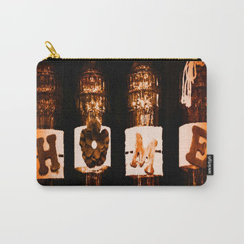 Copper home Carry-All Pouch by Jessica Ivy
