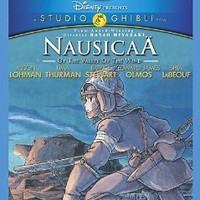 Nausicaä of the Valley of the Wind (Two-Disc Blu-ray/DVD Combo)