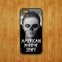 iphone 5C case,American Horror Story,Evan Peters,iphone 5S case,iphone 5 case,iphone 4 case,iphone 4S case,ipod 4 case,ipod 5 caseipod case