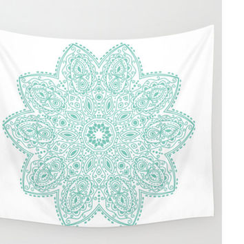 Mandala Wall Tapestry Yoga Meditation Mandala Wall Hanging