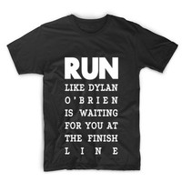 Dylan o'brien T Shirt Super Soft DTG Print Sizes S, M, L, XL, XXL, 3XL