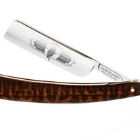 The Blades Grim | Ironwood Straight Razor