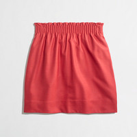 FACTORY PLEATED MINI