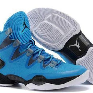DCK7YE Cheap Air Jordan 28 SE Men Shoes Shark