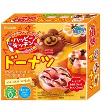 Happy Kitchen By Kracie DOUGHNUTS Making Kit