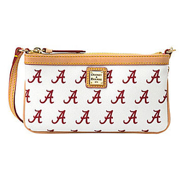 Dooney & Bourke University of Alabama Large Slim Wristlet