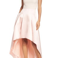 Eliza J High/Low Gown | Nordstrom