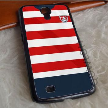 US Soccer Jersey New Samsung Galaxy Mega 6.3 Case