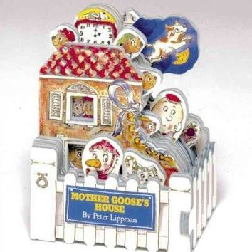 Mother Goose's House (Mini House Series , No 7): Mother Goose's House