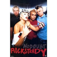 (24x36) No Doubt (Group) Music Poster Print