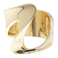 Ariella Collection   Left Right Twist Ring   Nordstrom Rack