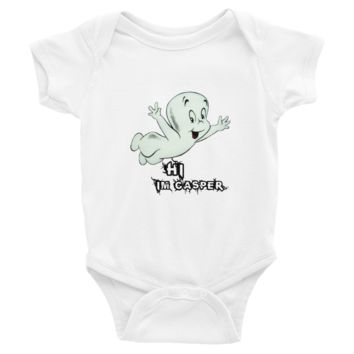 Casper The Friendly Ghost Infants Onesuit