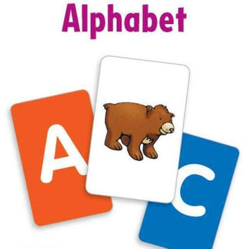 Alphabet (Flash Kids Flash Cards)