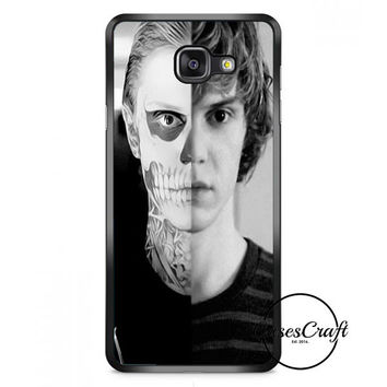 American Horror Story Tate Langdon Evan Peter Samsung Galaxy A7 Case | casescraft