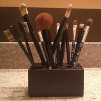 Makeup Brush holder, Pencil and Pen Holder, Toothbrush holder, and anything that can organize you home and organize your life