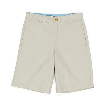 Youth Regatta Short in Audubon Tan by Southern Marsh