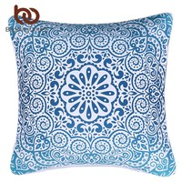 BeddingOutlet Bohemian Style Cushion Cover Crystal Arrays Pillowcase Boho Soft Microfiber Home Decor 45cmx45cm 70cmx70cm