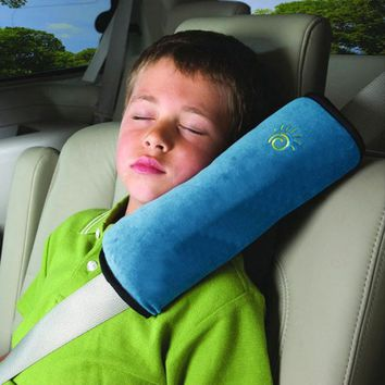 Baby Pillow Car Auto Safety Seat Belt Harness Shoulder Pad Cover