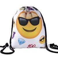 Back To School Gilr Pattern Funny D..