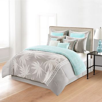 Home Classics Delray 10-pc. Comforter Set - Queen