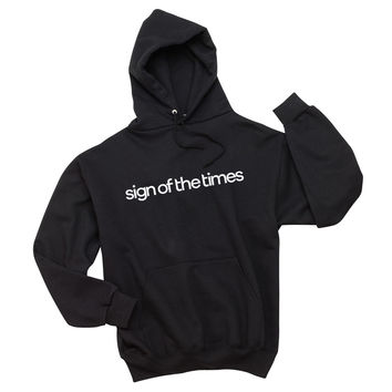 "Harry Styles ""Sign of the Times"" Unisex Adult Hoodie Sweatshirt"