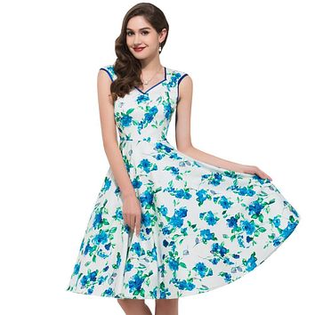Sexy V Neck Knee length Flowers Pattern Women Short Cocktail Dress Prom Mother of the Bride Dresses Robe de Cocktail Soiree 7600