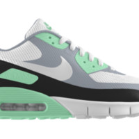 Nike Air Max 90 HYP Premium iD Custom Women's Shoes - Green