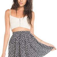 Brandy ♥ Melville |  Heather Skirt - Clothing