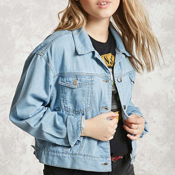 Cotton Denim Jacket