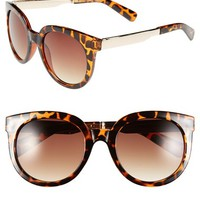 A.J. Morgan 'Classy' 50mm Retro Sunglasses