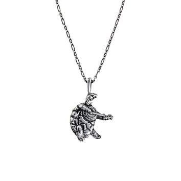 Terrapin Sterling Sterling Silver Charm Necklace