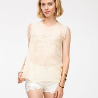 Desert Rose Top