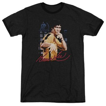 Bruce Lee - Yellow Jumpsuit Adult Heather