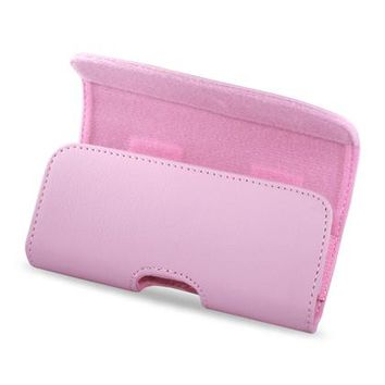 HORIZONTAL POUCH HP102A SIDEKICK 3 PINK 5.1X2.5X0.8 INCHES: Case Of 120