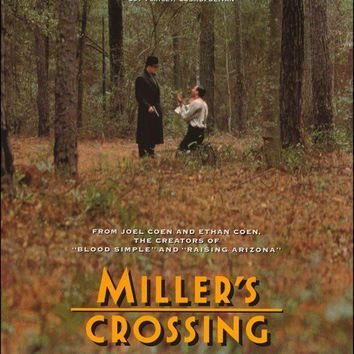 Miller's Crossing 27x40 Movie Poster (1990)