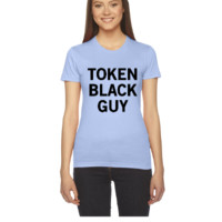 Token Black Guy - Women's Tee