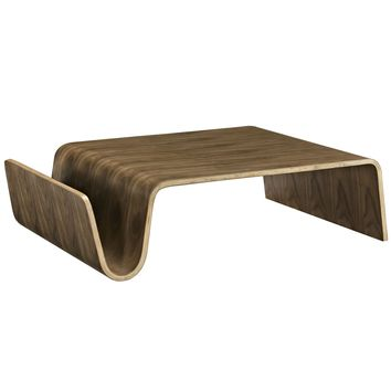 Polaris Wood Coffee Table