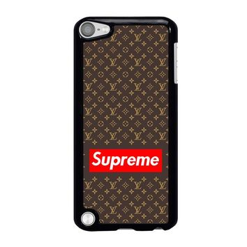 NEW SUPREME BROWN iPod Touch 5 Case Cover