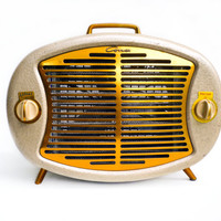 Very Mod  60's Electric Portable Heater Fan Made in Germany