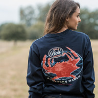 Southern Marsh Crab Boil Festival - Long Sleeve