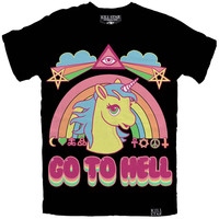 Go To Hell T-Shirt [B]