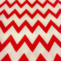 25 Red chevron favor bags / Treat Bags / Wedding Favor Bags / Birthdays / Party Favor Bags / Chevron Paper Treat Bags / Bakery Bags