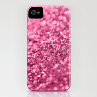 Candied Pink... iPhone Case-by Lisa Argyropoulos | Society6